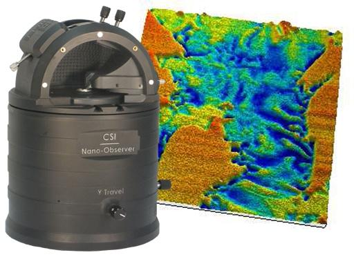 AFM microscope Nano Observer