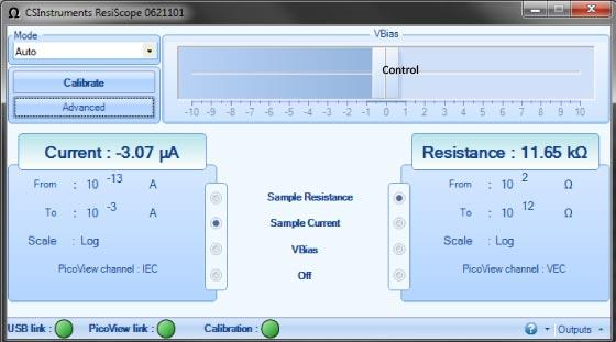 AFM software